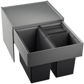 Odpadkový koš Blanco Select 50/3 520779