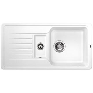 Kuchyňský dřez Blanco Favos 6 S Bílá, s excentrem