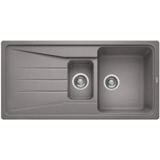 Kuchyňský dřez Blanco Sona 6 S Aluminium, s excentrem