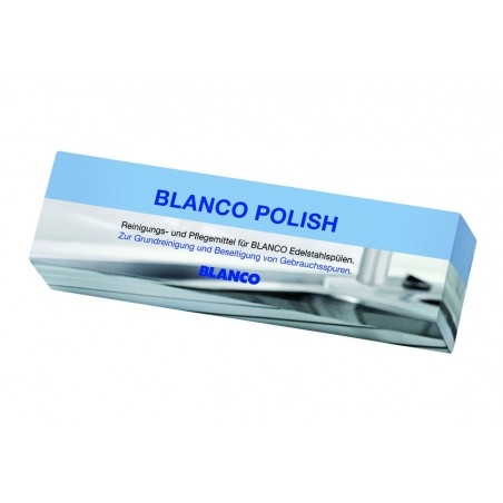 Prostředek na čištění a ošetřování nerezových dřezů BlancoPolish 511895