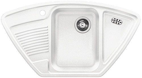 Kuchyňský dřez Blanco Classic 9 E Bílá