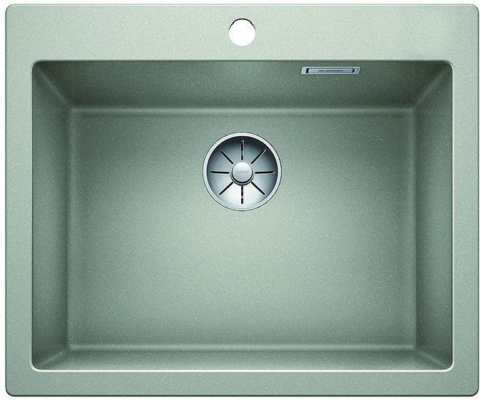 Kuchyňský dřez Blanco Pleon 6 Perlově šedá