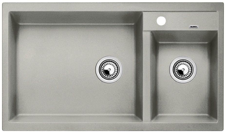 Kuchyňský dřez Blanco Metra 9 Perlově šedá
